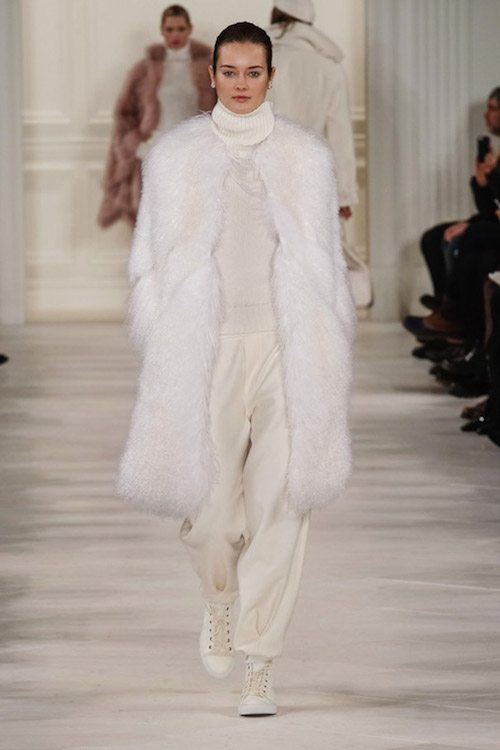 New York Fashion Week Fall/Winter 2014 - Ralph Lauren - Runway