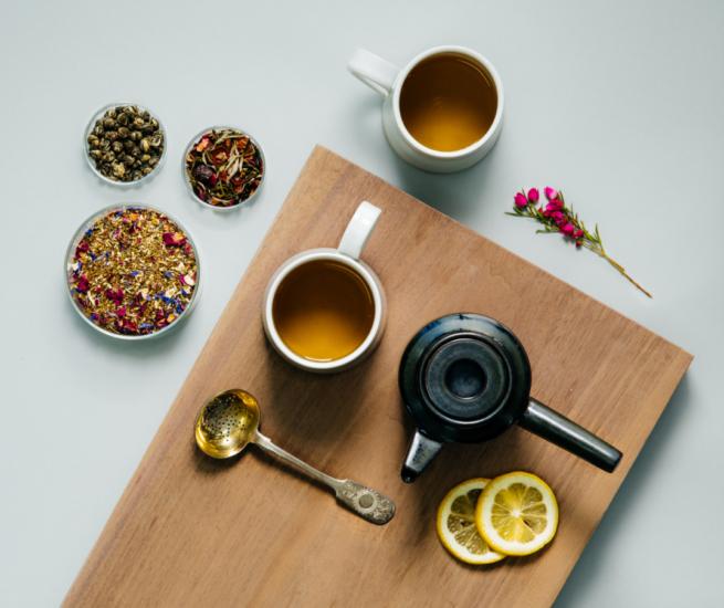 Celebrating Tea Rituals with Steve Schwartz