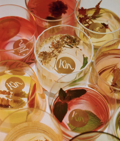 Summer Sips with Kin
